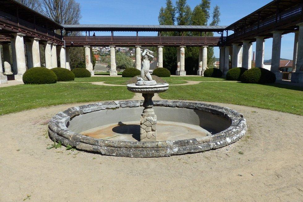 Výlet na zámek v Lysicích.