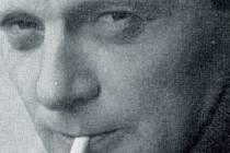 Sochař Zdeněk Palcr.