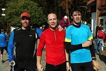 Běžecký závod Hořická rokle překonal rekordy v účasti.Běžcům přálo počasí, užívali si příjemnou atmosféru u ranče v Hořicích u Blanska.