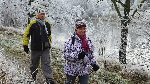 Opatovské šmajd je vyhledávaná akce mezi turisty. Ilustrační snímek.