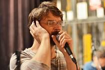 Dan Bárta s Triem Roberta Balcara vystoupil ve čtvrtek v Kulturním domě v Letovicích.
