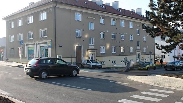 Rekonstrukce blanenské Masarykovy ulice trvala přesně čtyři měsíce.