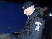Blanenský policista Jaroslav Hloušek hlídal hranici v Makedonii. Šest týdnů.