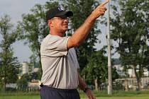 Americký trenér baseballu Stan Luketich na své evropské cestě zavítal i do Olympie Blansko.