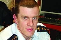 Profesionálním hasičům velí nový ředitel územního odboru Blansko Josef Nečas