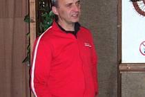 Libor Matějka. Vynikající silniční cyklista osmdesátých let minulého století.