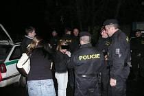 Policisté se zaměřili zejména na přítomnost alkoholu v krvi u nezletilých osob.