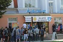 Do Blanska se sjeli mladí filmaři z celé republiky.