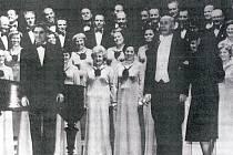 Původně pěvecko-čtenářský spolek, který si dal do vínku probouzet české národní uvědomění v blanenském okolí, vznikl z iniciativy lékaře Jindřicha Wankela v roce 1862.
