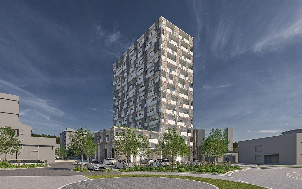 V únoru 2020 představila společnost LL Holding nový projekt. Ve výškové budově má po přestavbě a navýšení o dvě patra vzniknout 69 bytů, prostory pro čtyři obchodní jednotky a parkovací plochy včetně parkovacího domu pro bezmála 150 aut. Společnost chce l