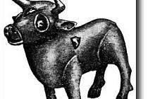 Býk nalezený u Býčí skály