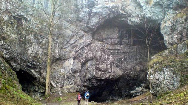 Býčí skála v Josefovském údolí