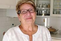 Eva Vávrová z Blanska.