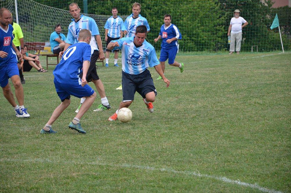 Na každém ročníku turnaje v malé kopané Huyndai Cup změří síly hned několik týmů nejen z Blanenska. Foto: Hyundai Cup