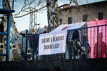 Fanoušci si po oznámení klubu o konci ve druhé lize přáli zachování profesionální soutěže v Blansku.
