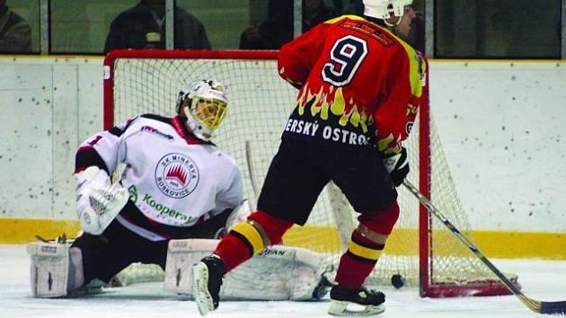 V utkání s Uherským Ostrohem prodloužily Boskovice v krajské lize sérii proher.
