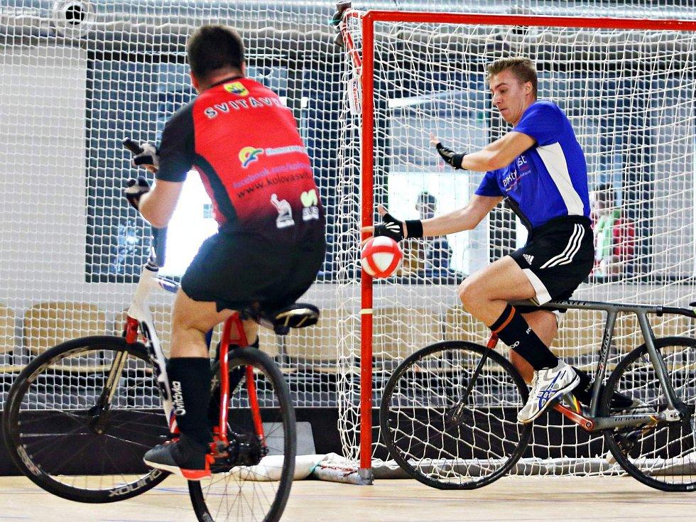 Pátý ročník Letního mezinárodního turnaje v kolové ve Svitávce vyhrála německá dvojice Marco Wagner / Till Wehner z Naurodu.