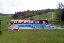 Koupaliště ve Spešově - ilustrační foto.