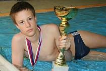 Michal Vencel vítěž poháru