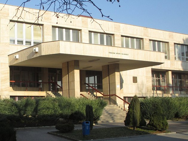 Před revolucí vroce 1989měl Okresní výbor komunistické strany Československa sídlo vblanenské Hybešově ulici. Vrozsáhlém komplexu je nyní okresní soud.