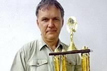 Mezinárodní výstava Ostropa 2013. Tak se jmenuje soutěžní akce věnovaná filatelii, kterou nedávno pořádali v Jihlavě. Jejím vítězem se stal Jaromír Petřík z Boskovic.