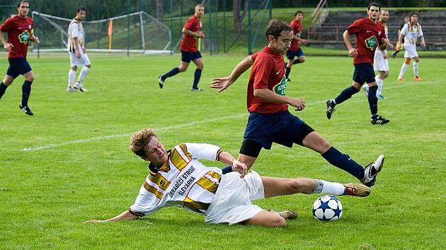 Boskovičtí fotbalisté - ilustrační foto.