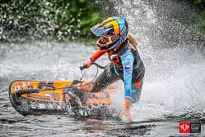 V roce 2019 se závod světového poháru v motorovém surfování konal na Brněnské přehradě.