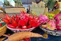 Unikátní chuť a zajímavé barvy i tvary. To je ovoce z Afriky.