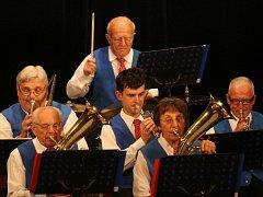 Dechová hudba Blansko si letos připomíná pětasedmdesáté výročí svého založení. V pátek to oslavila slavnostním koncertem v blanenském Dělnickém domě.
