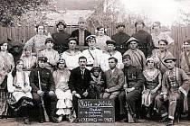 Olešnická jednota Orel.