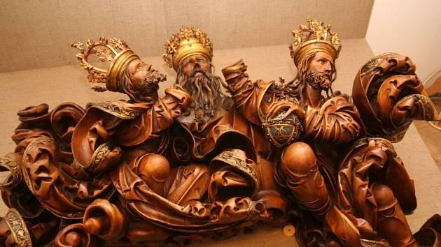 Světelský oltář