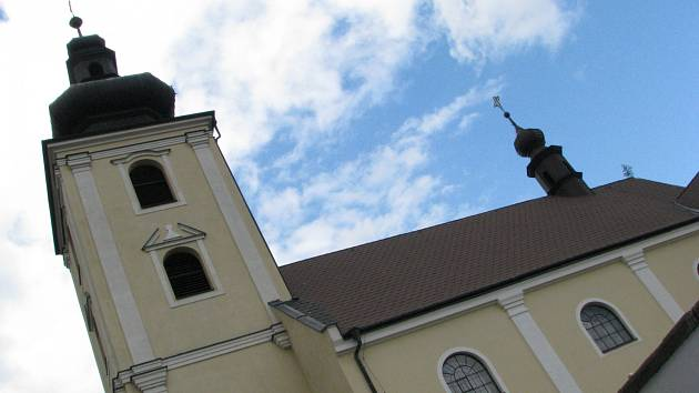 Kostel svatého Martina Blansko