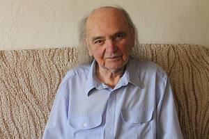 Letovický rodák Bohumil Kocina stál u rozkvětu fotografie.