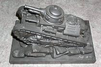 V roce 1927 se blanenské železárny staly součástí velkého strojírenského koncernu Českomoravská Kolben-Daněk a.s. (ČKD). V tomto podniku se tehdy vyráběly zbraně a od roku 1933 i tanky.
