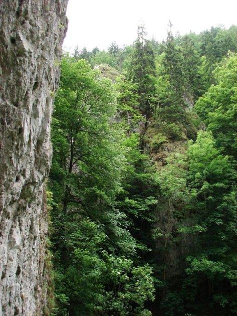 Moravský kras - propast Macocha