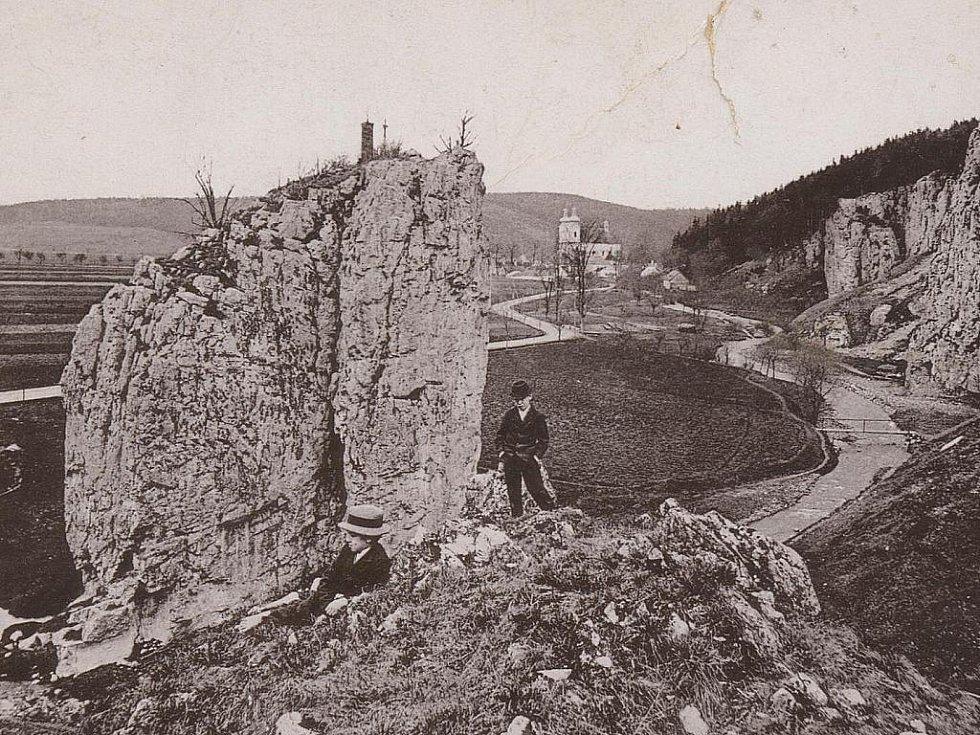 Moravský kras je chráněnou krajinnou oblastí od roku 1956.