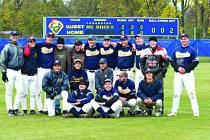 Blanenský baseballový tým Black Hill Blansko.