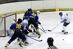 Hokejisté Blanska doma porazili Šternberk 5:2.