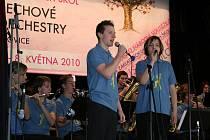 V pátek i v sobotu v Letovicích soutěží dechové orchestry základních uměleckých škol.