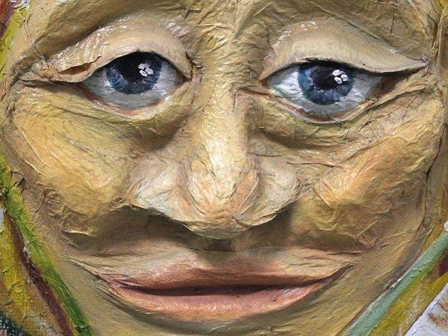 Návštěvníci Městské knihovny Blansko si mohou v těchto dnech prohlédnout výstavu maleb Marie Furchové.