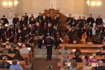 V evangelickém kostele v Boskovicích se ve středu večer konal charitativní koncert.