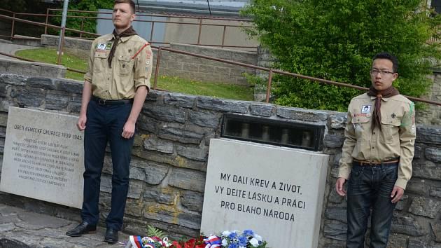 Vzpomínkové setkání při příležitosti jednasedmdesátého výročí Dne vítězství nad fašizmem se v neděli konalo u pomníku padlých v Boskovicích.