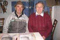 Své ano si manželé Šebelovi řekli před šedesáti lety.