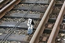 Vlak Eurocity jedoucí z Prahy do Vídně srazil v Blansku matku, která se svým dítěmem přecházela koleje.
