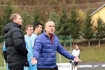 Pražský trenér Václav Socher v Boskovicích