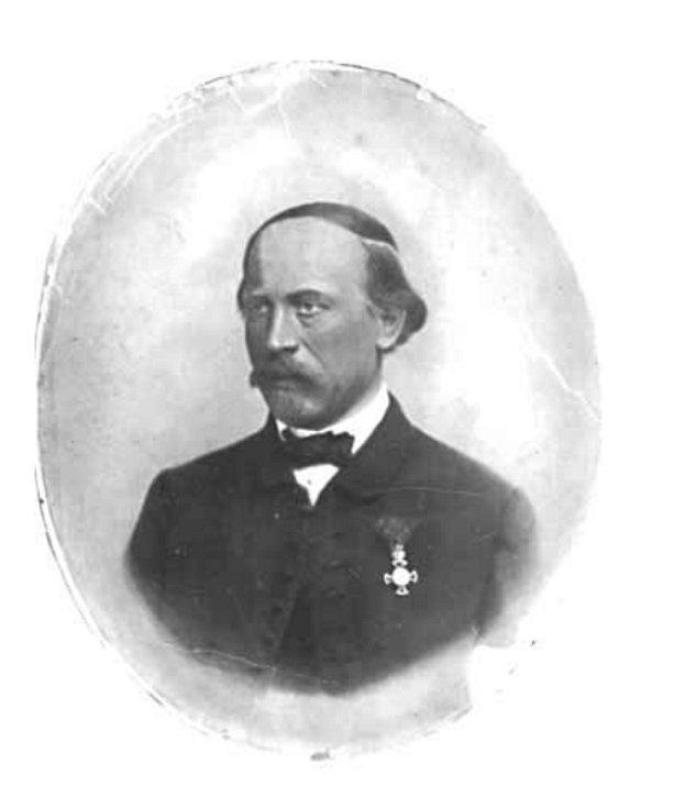 Jindřich Wankel byl ve své době nejuznávanějším archeologem. Jezdil na konference do zahraničí. Foto: archiv Moravského zemského muzea