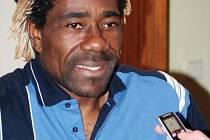 Kamerunský útočník Rossi Nyebe