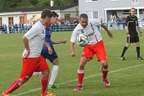 Fotbalisté Blanska hrají už v sobotu odpoledne pohárové utkání s třetiligovou Líšní.