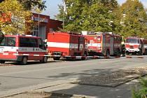 Policisté v pondělí dopoledne evakuovali Střední školu André Citroëna v Boskovicích. Někdo tam nahlásil bombu.