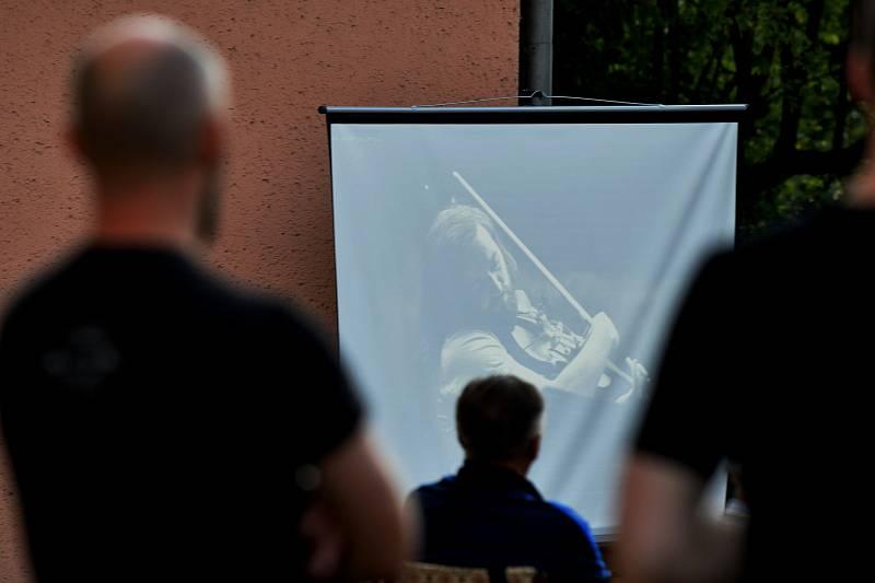 V létě se v Letovicích vzpomínalo na jazzového dědka Miloše Winklera.